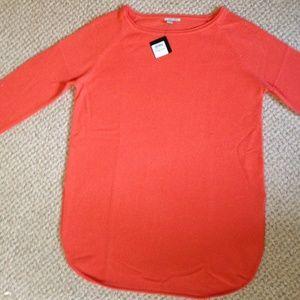 HALOGEN - shirttail tunic - Brand New